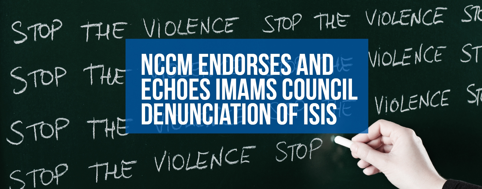 NCCM-endorses-Imams-Council-Denounce-ISIS