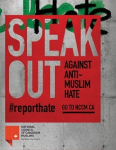 Social Media campaign #reporthate
