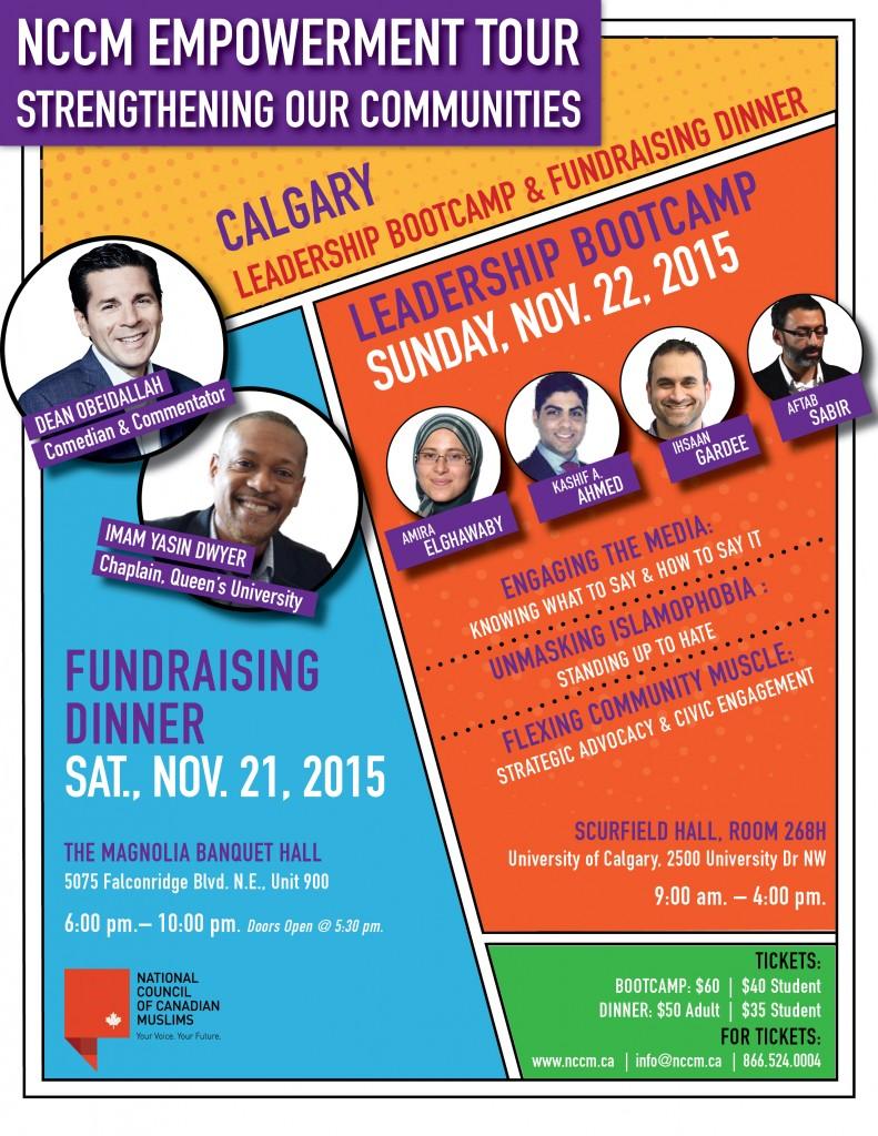 Tour Poster Calgary